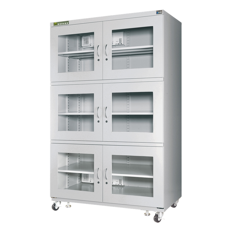 D-1336A Large digital dry storage cabinet