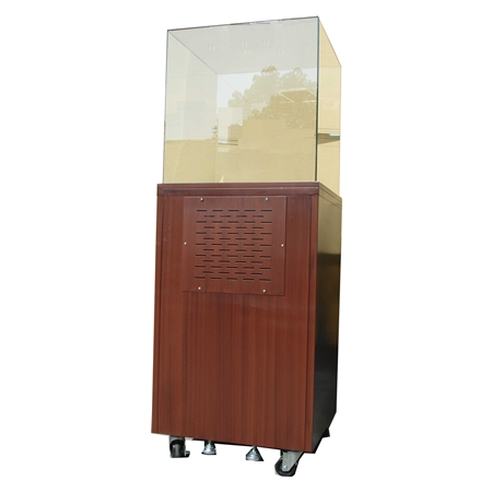 S-030 Customized glass showcase Dry Cabinet