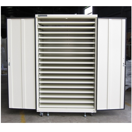 S-031 Customized Dry Cabinet for drawings