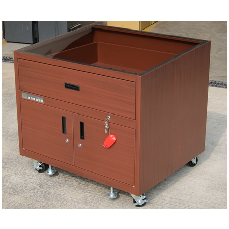 S-002 Customized Dry Cabinet for library showcase