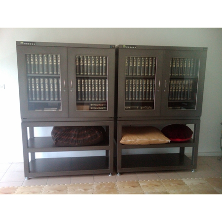 S-035 Customized bookcase Dry Cabinet