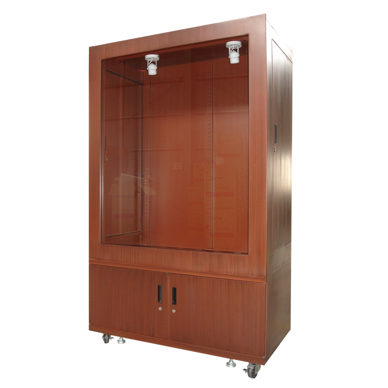 S-028 Customized showcase Dry Cabinet