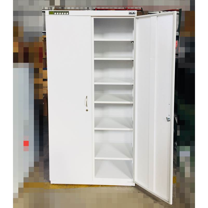 S-042 Customized White shoe cabinet special size