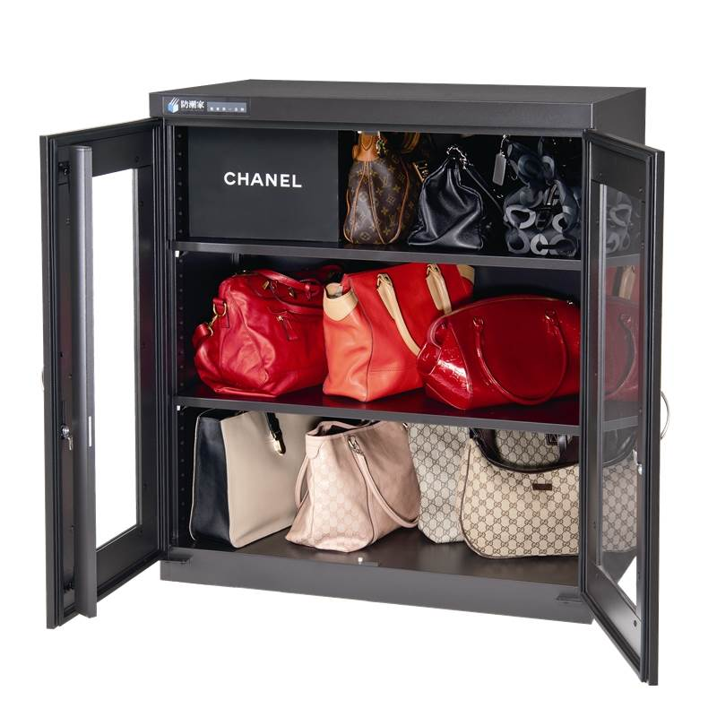 D-306C Large Dry Cabinet for handbags/Shoes