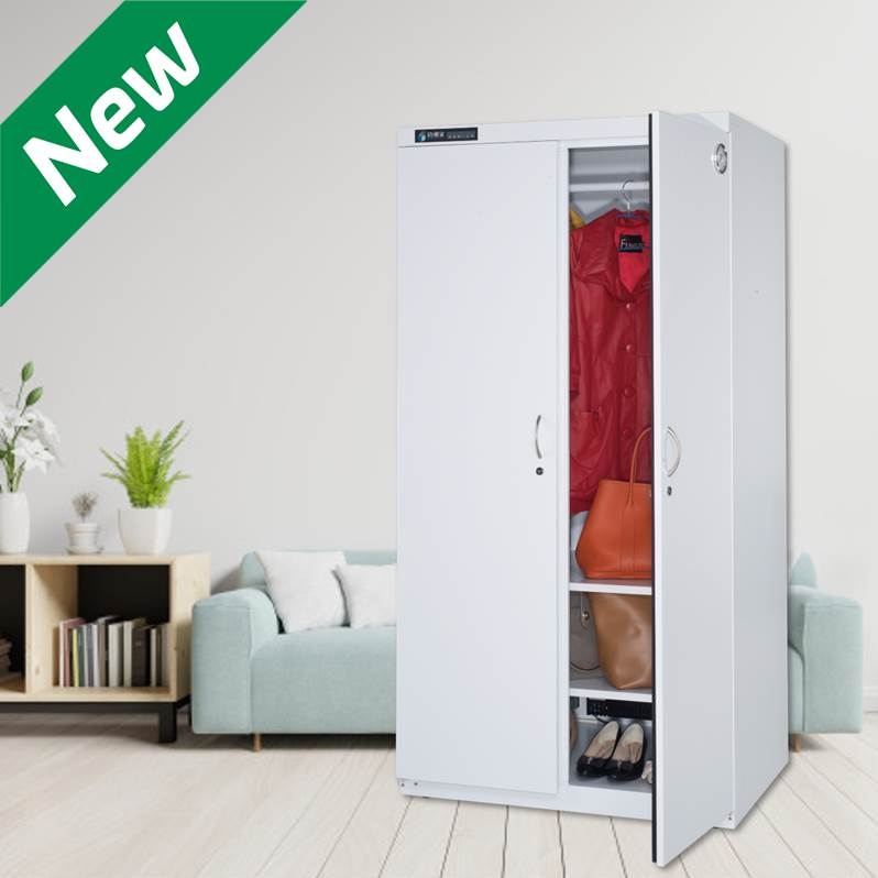 D-1100CW Dry cabinet for wardrobe